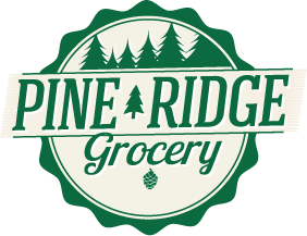 Pine Ridge Grocery Logo